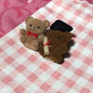 Jewelry - Vintage Bear Pins